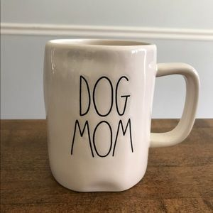 NWT Rae Dunn Dog Mom Coffee Mug